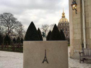 Der Denker vor dem Musée Rodin