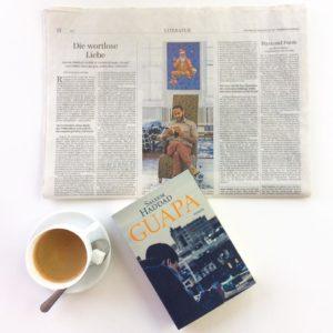 Jonathan Fischer bespricht Saleem Haddad ›Guapa‹ in der ›Süddeutschen Zeitung‹